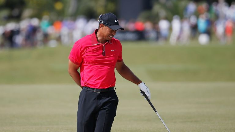 Tiger Woods: Underwent back surgery in March