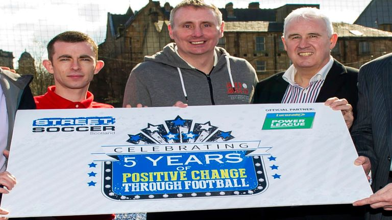Tommy Boyd: Celebrating Street Soccer's '5 Years of Positive Change'