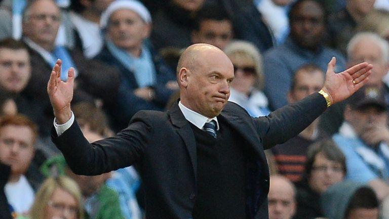 Uwe Rosler: Former Manchester City striker has impressed at Wigan