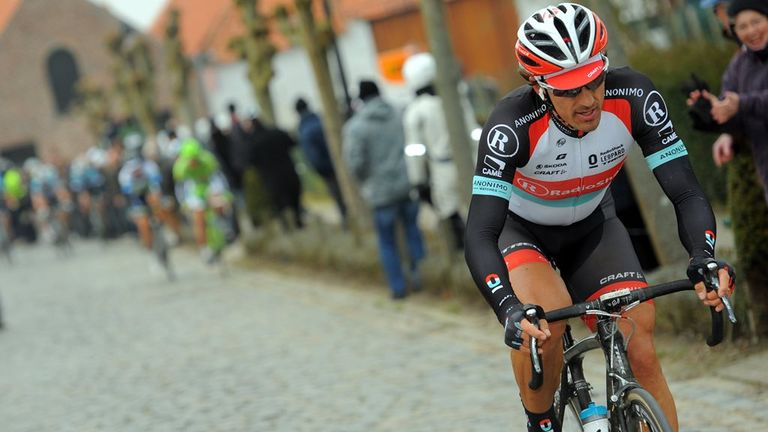 Fabian Cancellara is looking to repeat his victory from 2013