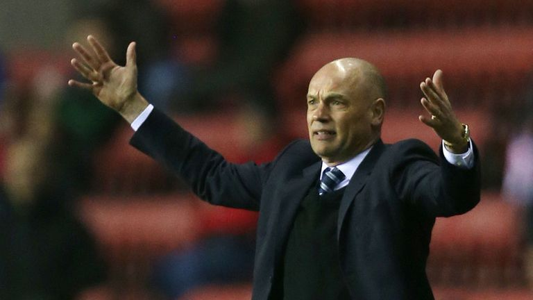 Uwe Rosler: More attempts on goal than Watford