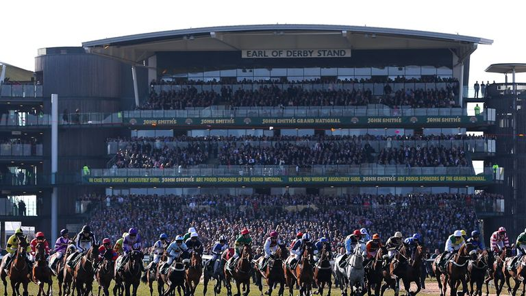 Aintree: Going dried out ahead of Thursday card