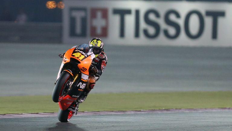 Aleix Espargaro: Setting ominous pace at season opener in Qatar