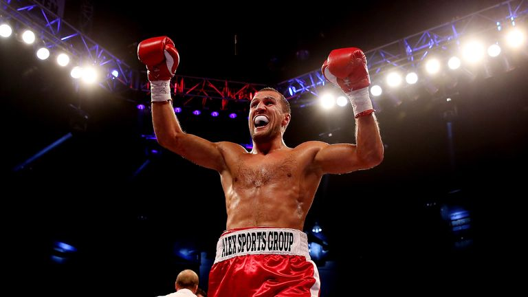 Sergey Kovalev: Russian has never gone more than eight rounds in his pro career