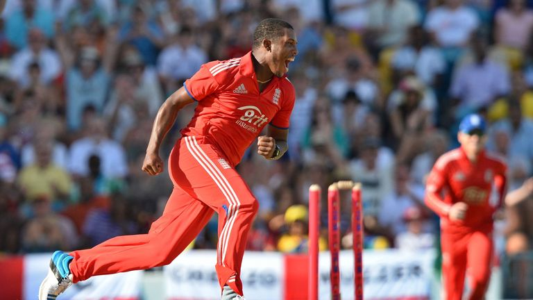 Chris Jordan: Impressed with bat and ball in Barbados