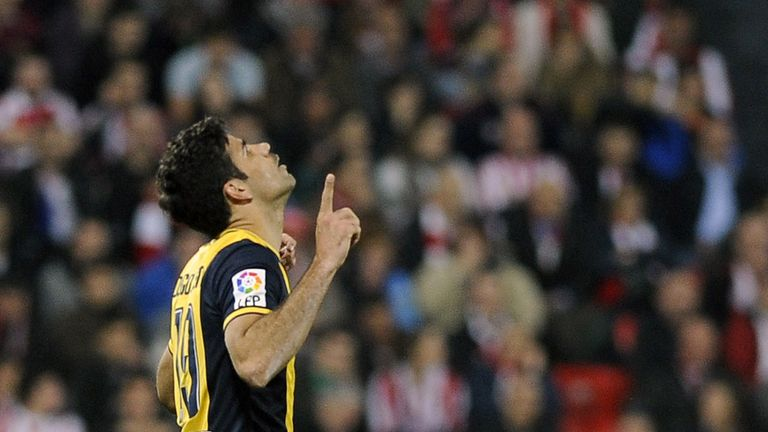 Diego Costa: Crucial goal for Atletico