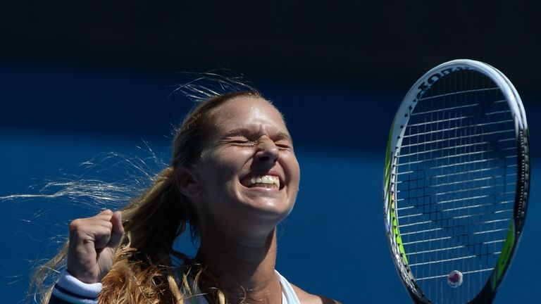 Dominika Cibulkova: Aiming for grand slam glory after reaching Australian Open final