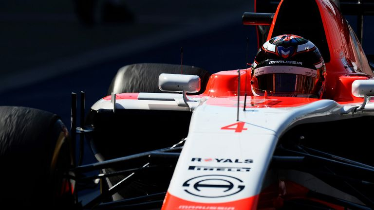 Max Chilton: Looking to score points early in 2014