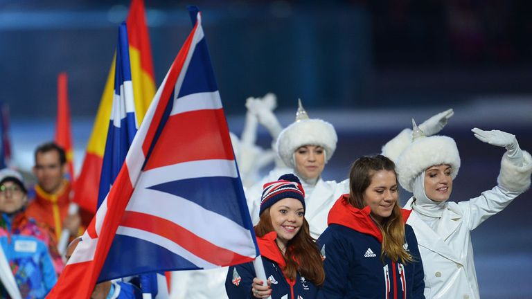 ParalympicsGB won six medals at the Winter Paralympics in Sochi in 2014
