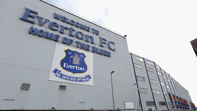 Goodison Park: Hillsborough memorial service to be screened