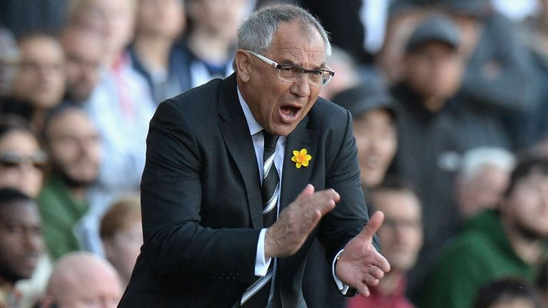 Felix Magath: Fulham boss has warned he may not be popular among players