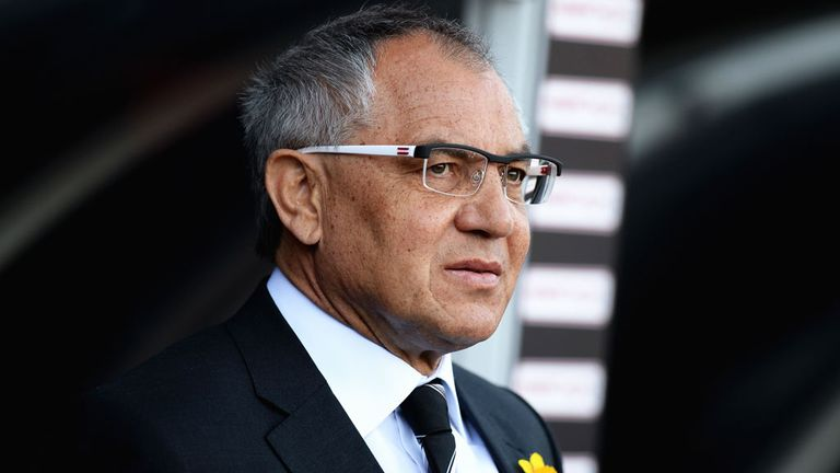Felix Magath: Fulham manager ready for Tottenham test