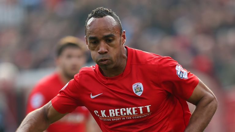 Chris O'Grady: Barnsley and Charlton yet to agree on a deal