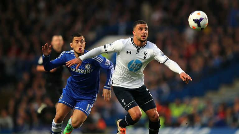 Kyle Walker: Tottenham defender has undergone abdominal surgery