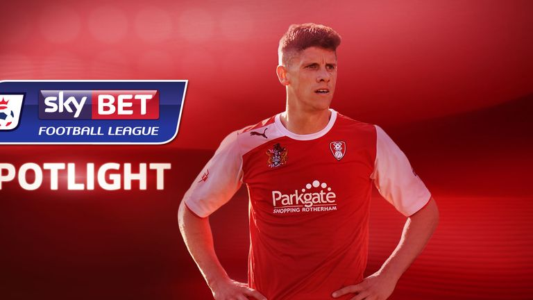 Alex Revell: Sees a bright present and future for Rotherham