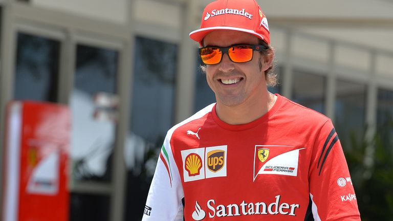 Fernando Alonso: Still has high hopes for successful season