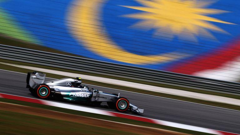 Nico Rosberg: Fastest in final practice