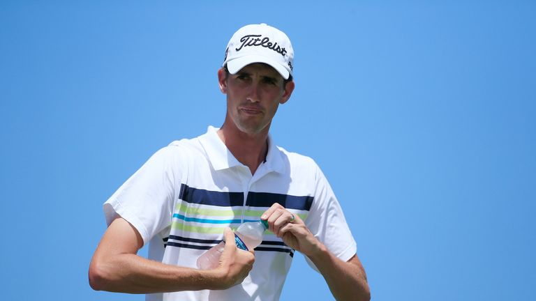 Chesson Hadley: American refuels during final round of Puerto Rico Open