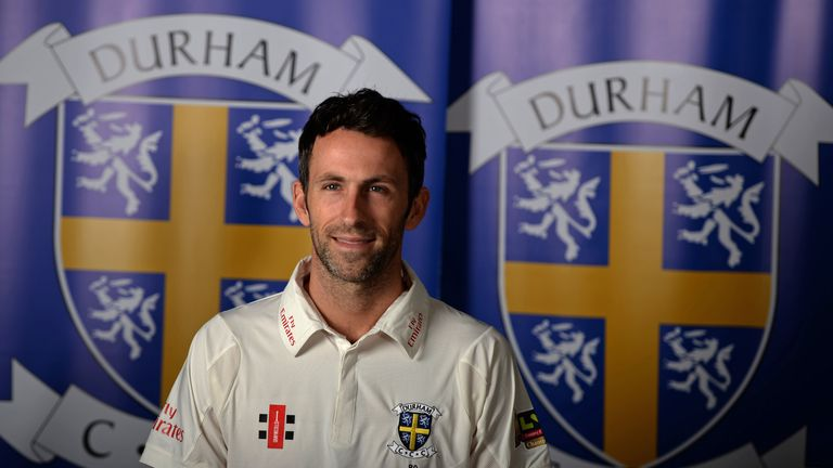 Graham Onions: Was a leading light in Durham's title triumph in the summer of 2013