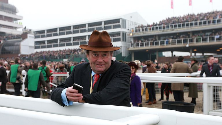 Nicky Henderson: Could take 10 to Punchestown