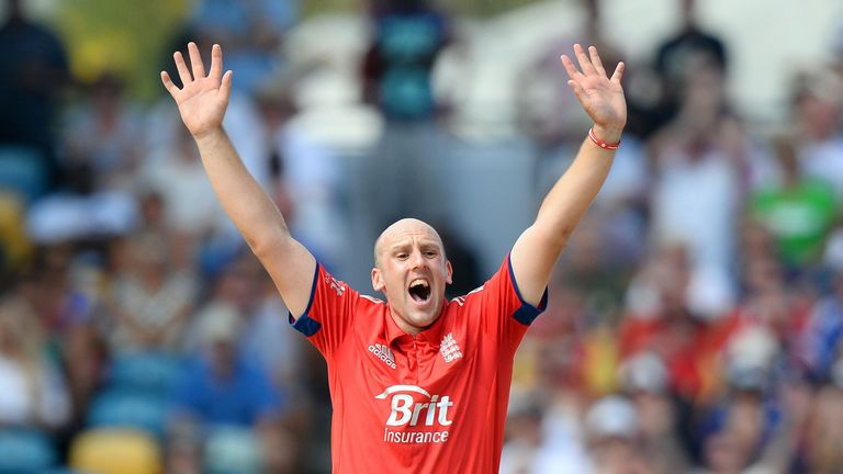 Tredwell: Won ECB increment contract after reaching 20 points