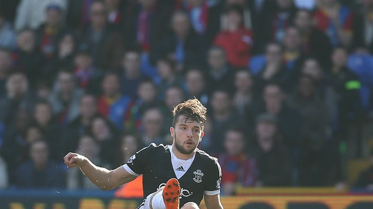 Jay Rodriguez: Looking forward to Southampton's game at Burnley
