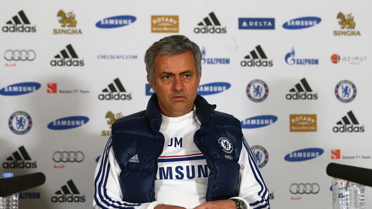 Jose Mourinho: Securing a top-four finish is the main target