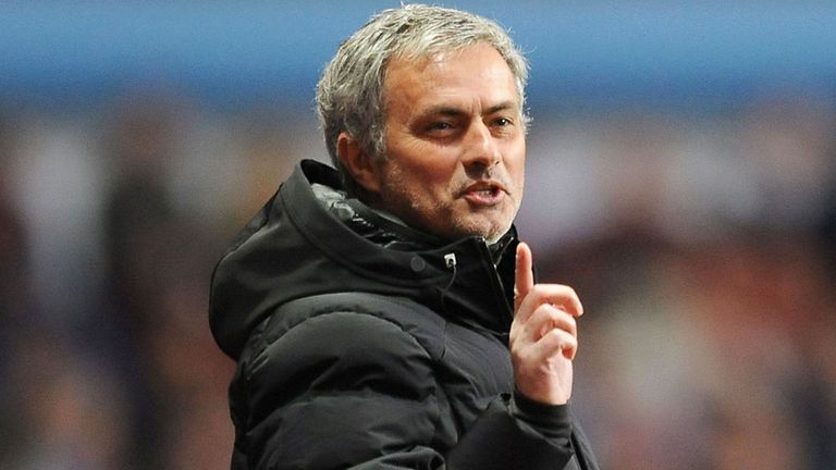 Jose Mourinho: Striker the No 1 priority this summer for Chelsea boss