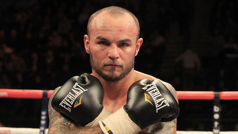 Kevin Mitchell: Previously fought Ricky Burns for world title