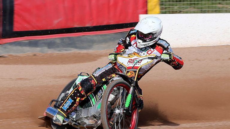 Peter Ljung: Has left Leicester (Picture credit Steve Dixon Photography)