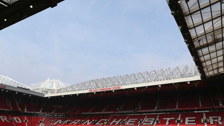 Old Trafford: Manchester United have missed out on European football for the first time since 1995
