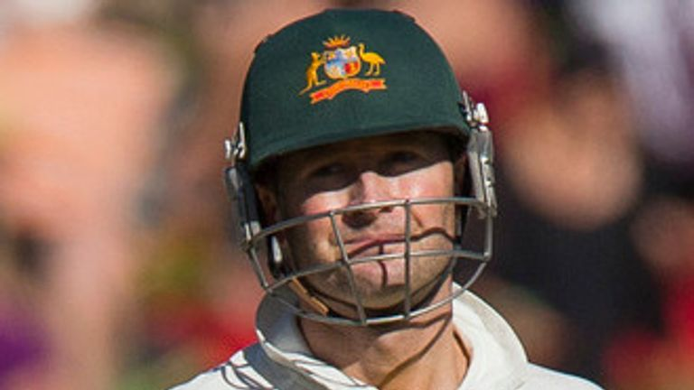 Michael Clarke: Hamstring injury a serious issue for Australia captain