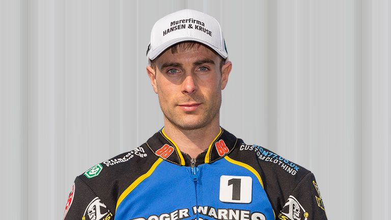 Niels Kristian Iversen: Will lead The Stars in 2014 (Picture credit King's Lynn Speedway)