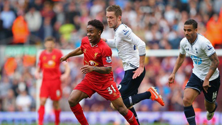 Raheem Sterling: Proud of win over Tottenham