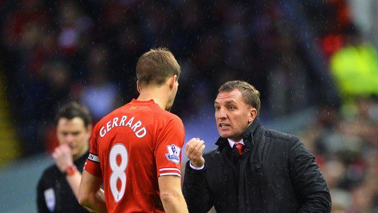 Steven Gerrard: Liverpool captain impressed by boss Brendan Rodgers