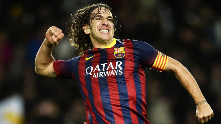 Carles Puyol: Offered his backing for coach Gerardo Martino