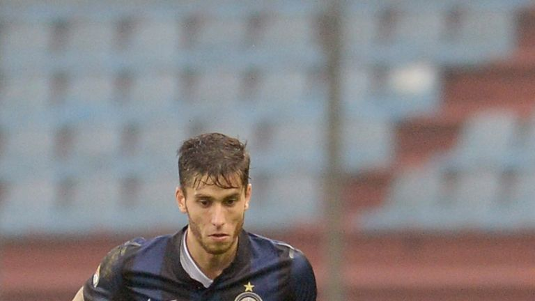Ricky Alvarez: Hoping to stay at Inter Milan for many years