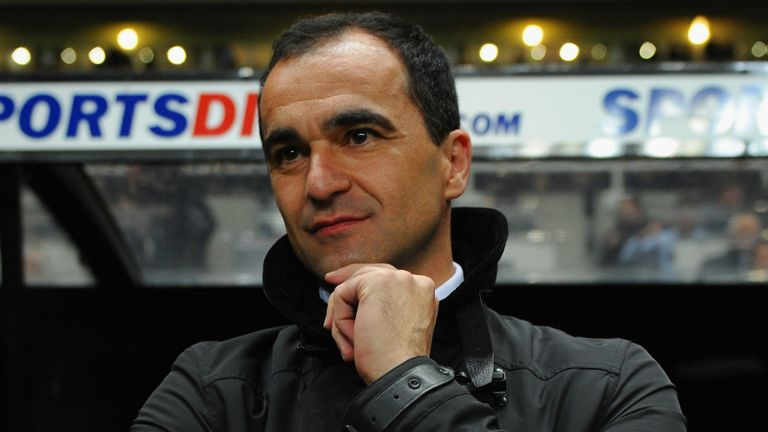 Roberto Martinez: Encouraging of Felix Magath
