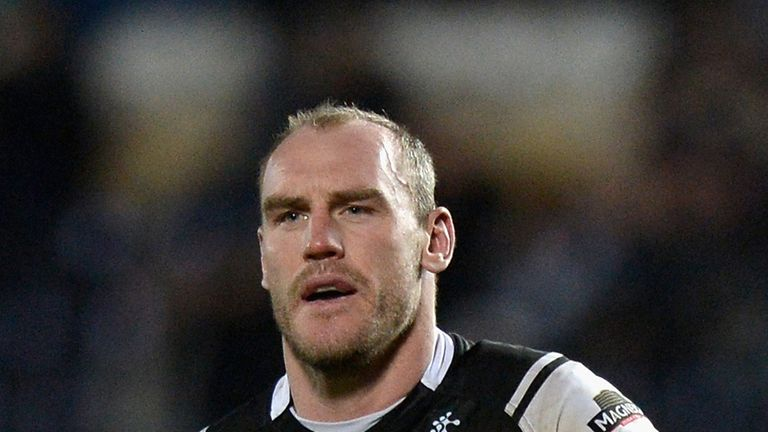 Gareth Ellis: delighted to see Castleford doing well