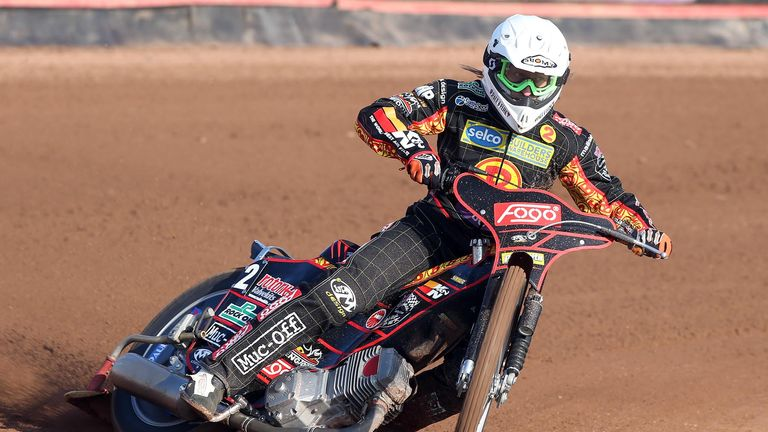 Adam Skornicki: Ruled out (Picture credit Jeff Davies)