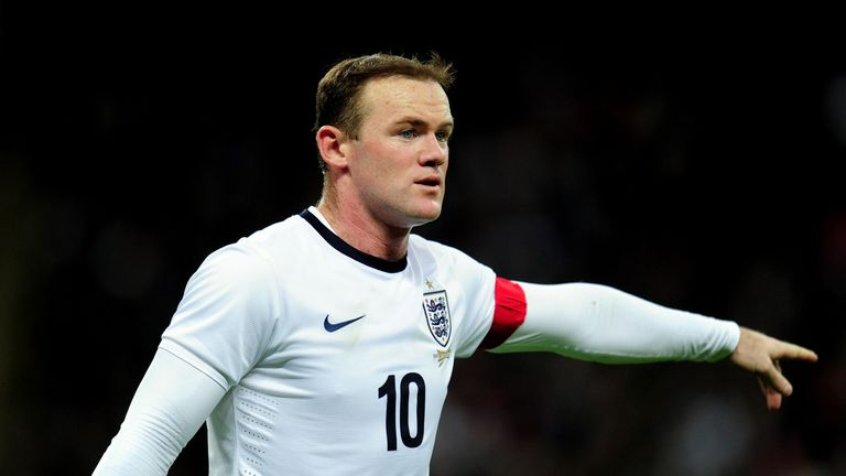 Wayne Rooney: Ready to lead the way for England in Brazil, says Ryan Giggs