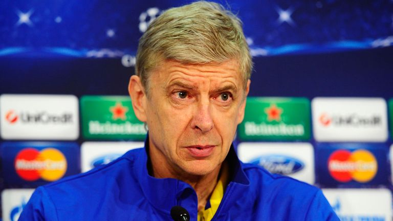 Arsene Wenger: Must plot an upset victory in Germany