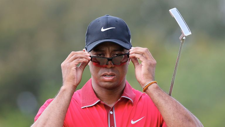 Tiger Woods: Last featured at the WGC-Cadillac Championship at Doral