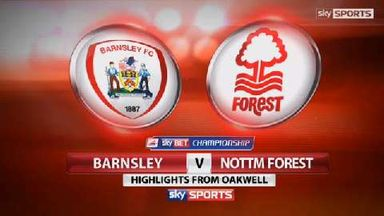 Barnsley 1-0 Nottingham Forest