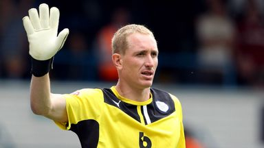 Chris Kirkland: Will see current contract expire at the end of the season