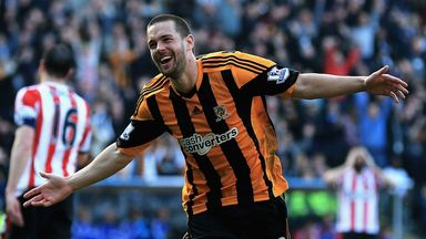 Matty Fryatt: Set to be offered a new deal by Hull