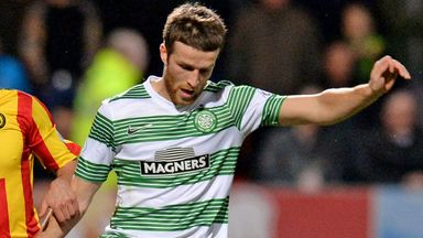 Adam Matthews: Happy at Celtic