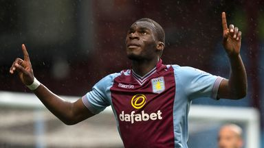 Christian Benteke: Says it is too early to say he is back to his best