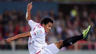 Carlos Bacca: Barcelona and Everton are reportedly keeping tabs on the striker