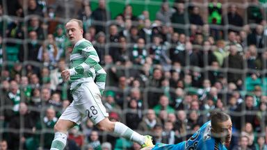 Leigh Griffiths: Celtic striker is likely to stay at the club